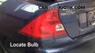 Reverse Light Replacement 2001-2005 Honda Civic