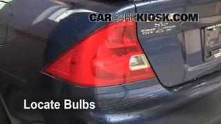 Tail Light Change 2001-2005 Honda Civic