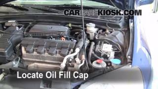 2001-2005 Honda Civic: Fix Oil Leaks