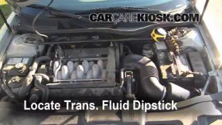 Add Transmission Fluid: 1993-2006 Lincoln LS