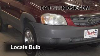 Headlight Change 2001-2004 Ford Escape