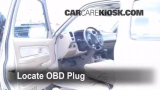 Engine Light Is On: 1998-2004 Nissan Frontier - What to Do