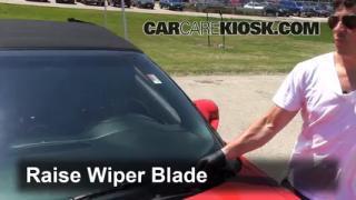 Front Wiper Blade Change Pontiac Firebird (1993-2002)