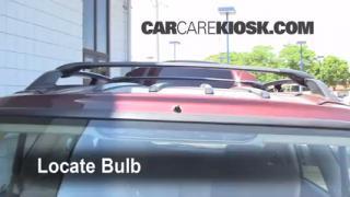 Third Brake Light Bulb Change Subaru Legacy (2000-2004)