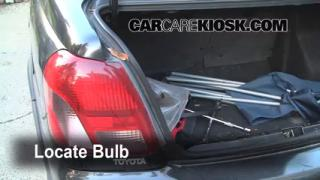 Brake Light Change 2000-2005 Toyota Echo