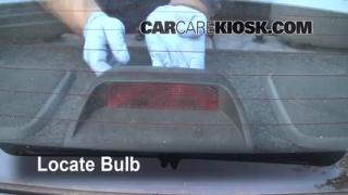 Third Brake Light Bulb Change Toyota Echo (2000-2005)