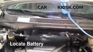 How to Jumpstart a 2001-2005 Toyota RAV4