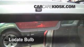 Third Brake Light Bulb Change Toyota RAV4 (2001-2005)