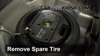 Fix a Flat Tire: Acura RSX (2002-2006)