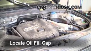 2002-2008 Audi A4 Quattro Oil Leak Fix