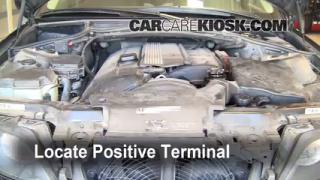How to Jumpstart a 1999-2006 BMW 325i