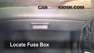 1999-2006 BMW 325i Interior Fuse Check