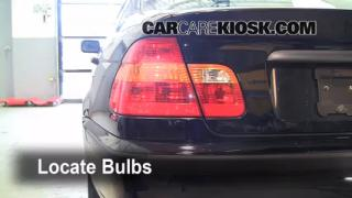 Tail Light Change 1999-2006 BMW 325i