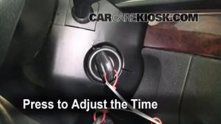 How to Set the Clock on a BMW 530i (1997-2003)