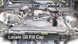 How to Add Oil BMW 530i (1997-2003)