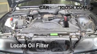 Oil & Filter Change BMW 530i (1997-2003)
