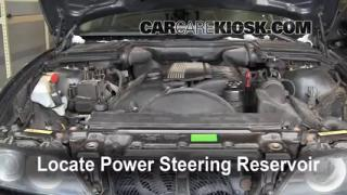 Fix Power Steering Leaks BMW 530i (1997-2003)