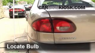 Tail Light Change 1995-2005 Chevrolet Cavalier