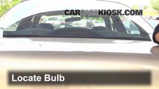 Third Brake Light Bulb Change Chevrolet Cavalier (1995-2005)