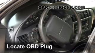 Engine Light Is On: 1995-2005 Chevrolet Cavalier - What to Do