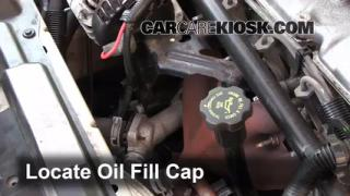 How to Add Oil Chevrolet Cavalier (1995-2005)
