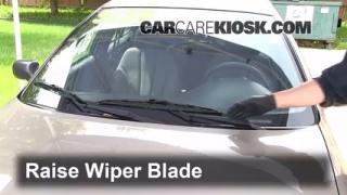 Front Wiper Blade Change Chevrolet Cavalier (1995-2005)