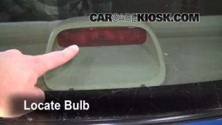 Third Brake Light Bulb Change Ford Escort (1997-2003)