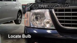 Headlight Change 2002-2010 Ford Explorer