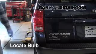 Reverse Light Replacement 2002-2010 Ford Explorer