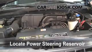 Follow These Steps to Add Power Steering Fluid to a Ford Explorer (2002-2005)