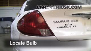 Reverse Light Replacement 2000-2007 Ford Taurus