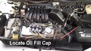 How to Add Oil Ford Taurus (2000-2007)