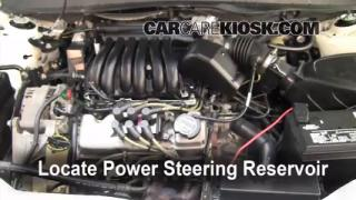 Follow These Steps to Add Power Steering Fluid to a Ford Taurus (2000-2007)