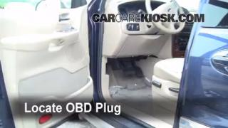 Engine Light Is On: 1999-2003 Ford Windstar - What to Do