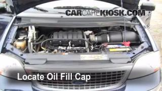 How to Add Oil Ford Windstar (1999-2003)