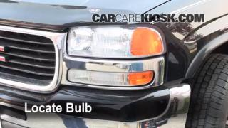 Headlight Change 2000-2006 GMC Yukon XL 2500