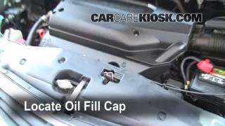 How to Add Oil Honda Odyssey (1999-2004)