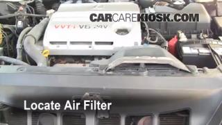 Air Filter How-To: 2002-2006 Lexus ES300