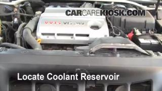 Coolant Flush How-to: Lexus ES300 (2002-2006)
