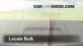 Third Brake Light Bulb Change Lexus ES300 (2002-2006)
