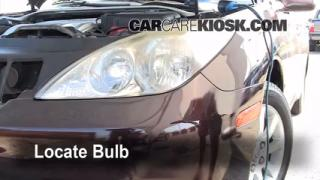 Headlight Change 2002-2006 Lexus ES300