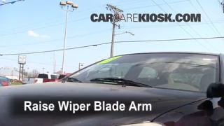 Front Wiper Blade Change Lexus ES300 (2002-2006)