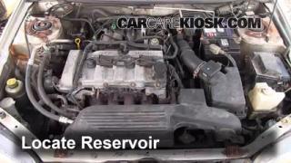 Add Windshield Washer Fluid Mazda Protege (1999-2003)