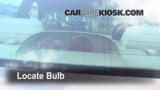 Third Brake Light Bulb Change Mitsubishi Galant (1999-2003)