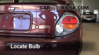 Brake Light Change 2000-2003 Nissan Maxima