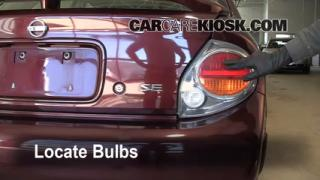 Tail Light Change 2000-2003 Nissan Maxima
