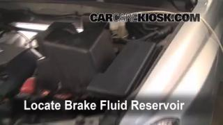 Add Brake Fluid: 2001-2007 Toyota Highlander
