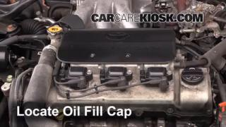 1999-2003 Toyota Solara: Fix Oil Leaks