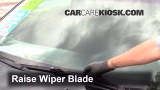 Front Wiper Blade Change Toyota Solara (1999-2003)