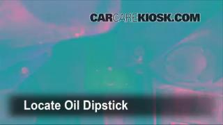 Check Oil Level 2000-2006 Chevrolet Suburban 1500